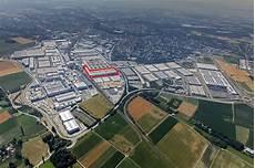 Audi Halle A4 Neubau Produktionshalle Mit Logistikhalle A13