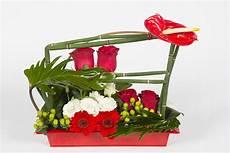 Composition Florale Horizontale Erable Livraison