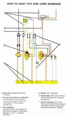 1970 bug wiring diagram thesamba view topic i don t