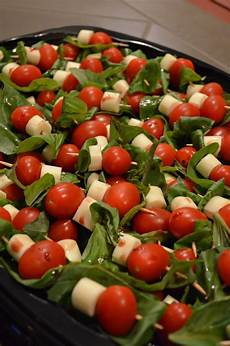 easy caprese appetizers diy savvy home caprese appetizer appetizer recipes appetizers easy