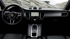 Porsche Macan Turbo Interior Review Automototv