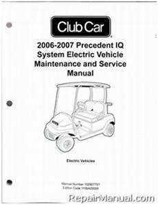 what is the best auto repair manual 2006 gmc canyon electronic toll collection club car precedent iq system electric vehicle maintenance service manual 2006 2007
