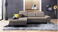 exxpo sofa fashion ecksofa mit bettfunktion inklusive