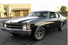 Sold Chevrolet Chevelle 454 Ss Coupe Lhd Auctions Lot