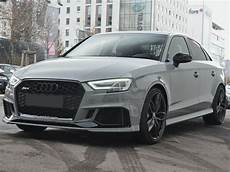 verkauft audi rs3 limousine nardograu gebraucht 2018 15
