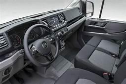 2018 VW Crafter Specs Performance Interior Price