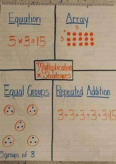 multiplication strategy worksheets grade 3 4815 multiplication strategies math multiplication teaching multiplication