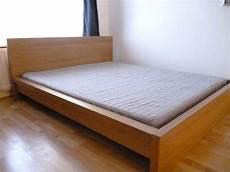 ikea malm low bed 140cmx200cm in swansea gumtree