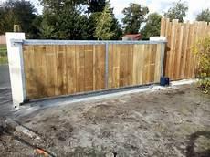 fabrication portail bois pose portail bois biscarrosse fabrication portail sur