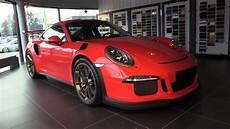 porsche 911 gt3 2017 porsche 911 gt3 rs 2017 in depth review interior exterior