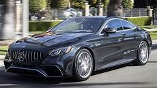 2018 Mercedes S63 Amg Coupe Us Version Drive Exhaust