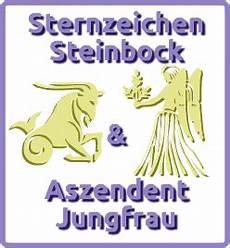 wassermann und jungfrau sternzeichen steinbock aszendent jungfrau