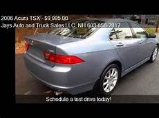 2006 acura tsx for sale in loudon nh 03307 at the jays