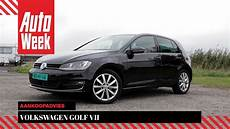 Volkswagen Golf Vii Occasion Aankoopadvies