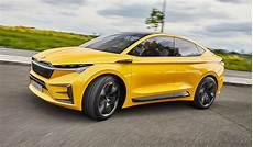 révision voiture prix skoda concept vision iv la voiture 100 233 lectrique de skoda c est pour 2020