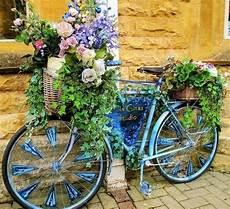Ideen F 252 R Gartengestaltung Dekor Altes Fahrrad Upcycling
