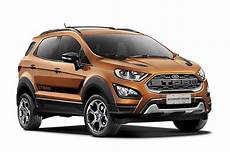 2018 Ford Ecosport Officially Revealed