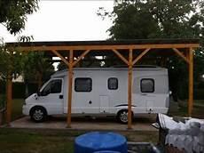 Carport F 252 R Ein Wohnmobil Bauen Wohnmobil