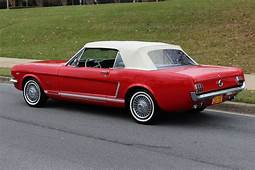 1965 Ford Mustang  FORD MUSTANG CONVERTIBLE For Sale