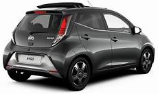 Toyota Aygo X Clusiv All You Could Want For 2016 Toyota