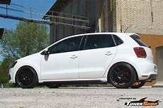 black bbs ch wheels for volkswagen vw polo tunershop