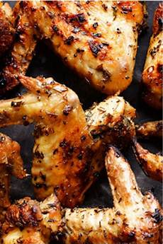 Herbed Grilled Chicken Wings Grilled Chicken Wings