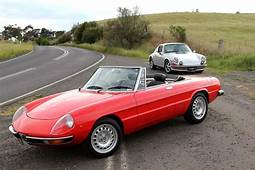This Alfa Romeo 1750 Spider Is A Family Jewel  Http