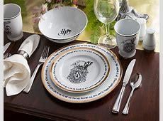 Harry Potter Hogwarts House Dinner Set