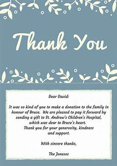 33 best funeral thank you cards funeral funeral thank