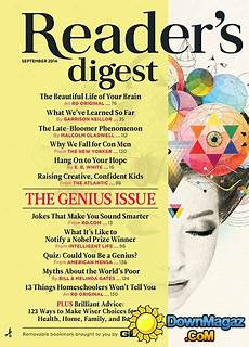 reader s digest usa september 2014 187 download pdf magazines magazines commumity