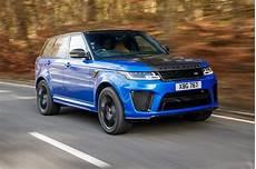 svr range rover range rover sport svr 2018 review thor on wheels car