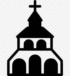 Ikon Komputer Biara Gereja Gambar Png