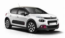 2018 citroen c3 special edition has cherry pink accents
