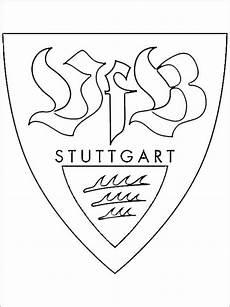 Ausmalbild Vfb Stuttgart Fritzle Vfb Stuttgart Malvorlage Coloring And Malvorlagan
