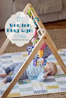 the best diy projects to craft for your newborn baby gym