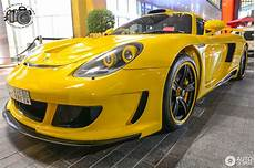 Gemballa Mirage Gt - gemballa mirage gt black edition 17 january 2016