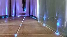 beleuchtung flur led how to make built in led floor lights in bathroom tiles
