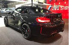 bmw m2 coupe edition black shadow pictures auto express