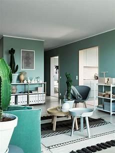 Deco Interieur Peinture Vert Kaki Green Attitude Look