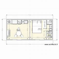 plan studio 20m2 emejing plan studio 20m2 gallery house design