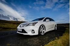 Toyota Avensis T27 T2 Premium Billeder Af Biler
