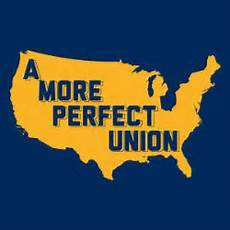 to form a more perfect union means to be together perfectly goals of the constitution