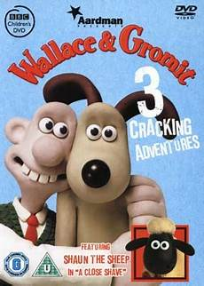 wallace gromit 3 cracking adventures brugt dvd