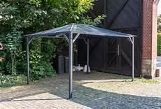 Pavillon Alu 3x4 - 3x4 m pavillon hardtop pergola aluminium mit