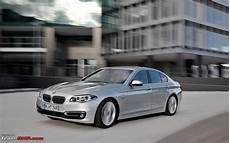 nouvelle bmw serie 5 2016 2014 bmw 5 series f10 facelift launched introducing 518d