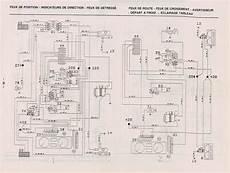 schema electrique voiture renault schema electrique moteur renault 4l bois eco concept fr