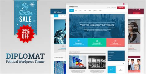 political press v1 4 responsive wordpress theme