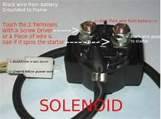 gy6 starter solenoid wiring diagram qj yamati eurostrada 49cc electrical possible short scooter professor
