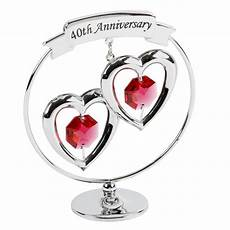 What Is The Traditional Gift For A 40th Wedding Anniversary