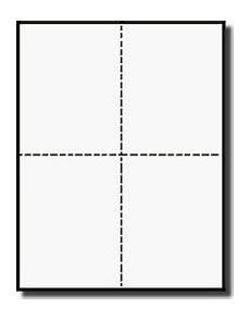 blank post cards bulk pack